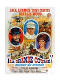 "Blake Edwards' the Great Race, 1965, ""The Great Race"" Directed by Blake Edwards Giclee Print"
