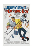 The Errand Boy, 1961, Directed by Jerry Lewis Giclee Print