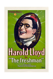 "College Days, 1925, ""The Freshman"" Directed by Fred Newmeyer Giclee Print"