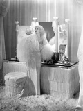 "Jean Harlow. ""Dinner At Eight"" 1933, Directed by George Cukor Photographic Print"