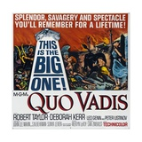 Quo Vadis, 1951, Directed by Mervyn Leroy Giclee Print