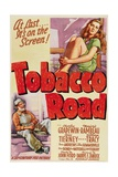 Tobacco Road, 1941, Directed by John Ford Giclee Print