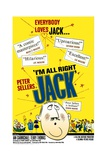 I'm All Right Jack, 1959, Directed by John Boulting Giclee Print