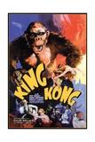 "Kong, 1933, ""King Kong"" Directed by Merian C. Cooper, Ernest B. Schoedsack Giclee Print"