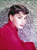Audrey Hepburn, 1954 Stampa fotografica