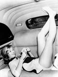 Jane Fonda Photographic Print