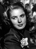 Ingrid Bergman, 1942 Photographic Print