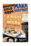 A Night At the Opera, 1935, Directed by Sam Wood Giclee Print