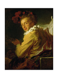 The Music, 1769 Reproduction procédé giclée par Jean-Honore Fragonard