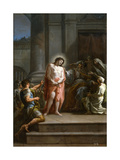 Cristo Ante Pilatos En El Pretorio, Ca. 1754, Italian School Giclee Print by Corrado Giaquinto