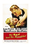 "Memorial To a Bad Man, 1952, ""The Bad And the Beautiful"" Directed by Vincente Minnelli Giclee Print"