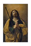 The Apostle Santiago, the Elder, 1618-1623, Italian School Giclée-Druck von Guido Reni