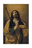 The Apostle Santiago, the Elder, 1618-1623, Italian School Giclée-Druck von Guido Reni