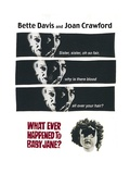 What Ever Happened To Baby Jane, 1962, Directed by Robert Aldrich Giclee Print