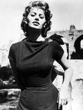 Sophia Loren, 1956 - Fotografik Baskı