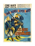 "Beau Chumps, 1931, ""Beau Hunks"" Directed by James W. Horne Giclee Print"