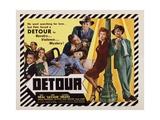 Detour, 1945, Directed by Edgar Ulmer Giclee Print