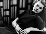 "Ingrid Bergman. ""Intermezzo"" 1936, Directed by Gustav Molander Photographic Print"