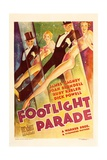 Footlight Parade, 1933, Directed by Lloyd Bacon Giclee Print