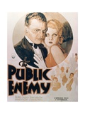 "Beer And Blood, 1931, ""The Public Enemy"" Directed by William A. Wellman Giclee Print"