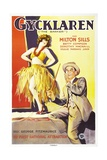 The Barker, 1928, Directed by George Fitzmaurice Giclee Print