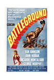 Battleground, 1949, Directed by William A. Wellman Giclee Print