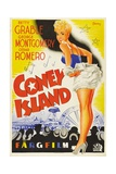 Coney Island, 1943, Directed by Walter Lang Giclee Print