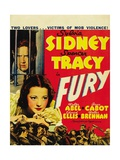 "Mob Rule, 1936, ""Fury"" Directed by Fritz Lang Giclee Print"