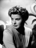 """Ingrid Bergman. """"For Whom the Bell Tolls"""" 1943, Directed by Sam Wood Fotoprint"""