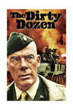 The Dirty Dozen, 1967, Directed by Robert Aldrich Giclee Print