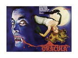 "Dracula 1958, 1958, ""Dracula"" Directed by Terence Fisher Giclee Print"