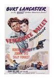 Vengeance Valley, 1951, Directed by Richard Thorpe Digitálně vytištěná reprodukce