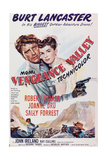 Vengeance Valley, 1951, Directed by Richard Thorpe Giclee Print