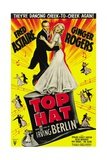 Top Hat, 1935, Directed by Mark Sandrich Giclee Print