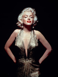 "Marilyn Monroe""Gentlemen Prefer Blondes"" 1953 Directed by Howard Hawks Photographic Print"