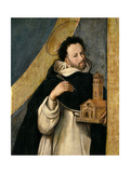 Saint Dominic, 1612-1614, Spanish School Giclee Print by Juan Bautista Maino