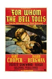 For Whom the Bell Tolls, 1943, Directed by Sam Wood Giclee Print