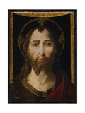 The Savior, 1482-1484, Spanish School Giclee Print by Paolo De san leocadio