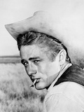 "James Dean. ""Giant"" 1956, Directed by George Stevens Fotodruck"