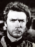 "Clint Eastwood. ""A Fistful of Dollars"" 1964, ""Per Un Pugno Di Dollari"" Directed by Sergio Leone Photographic Print"