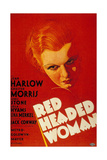 Red-headed Woman, 1932, Directed by Jack Conway Giclee Print