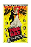 Top Hat, Directed by Mark Sandrich, 1935 Giclee Print