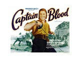 Captain Blood, 1935, Directed by Michael Curtiz Giclee Print