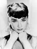 Audrey Hepburn Fotografisk tryk