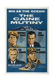 The Caine Mutiny, 1954, Directed by Edward Dmytryk Giclee Print