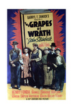 "Highway 66, 1940 ""The Grapes of Wrath"" Directed by John Ford Giclee Print"