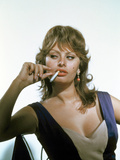 Sophia Loren Photographic Print