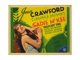 Sadie Mckee, 1934, Directed by Clarence Brown Giclee Print