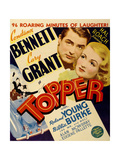 Topper, 1937, Directed by Norman Z. Mcleod Giclee Print