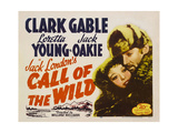 The Call of the Wild, 1935, Directed by William A. Wellman Giclee Print